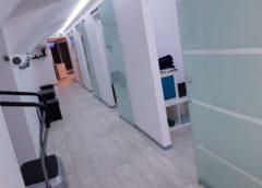 Eladó 285 nm üzlethelyiség, működő szépségszalon, raktár Budapesten a Stadionoknál