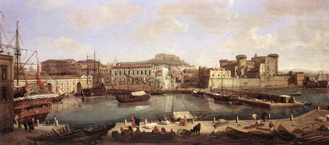 Nápoly a 1700-1710-es években