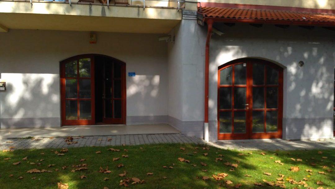 ELADÓ TULAJDONOSTÓL 82nm HOME OFFICE-nak kiváló ingatlan a budapesti Mediterrán parkban